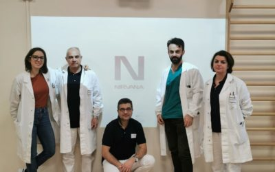 New Nirvana installation at the Riuniti hospital in Foggia
