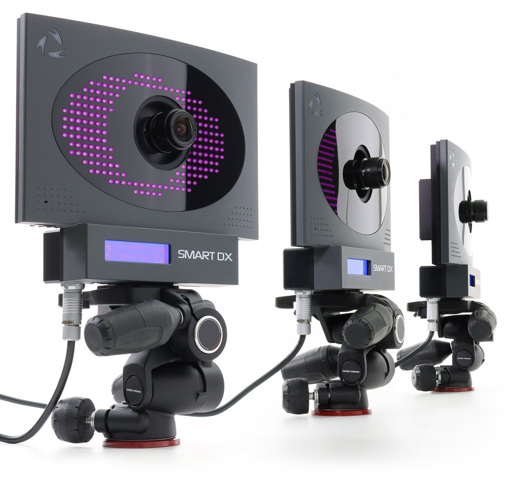 BTS SMART-DX infrared cameras for motion capture system