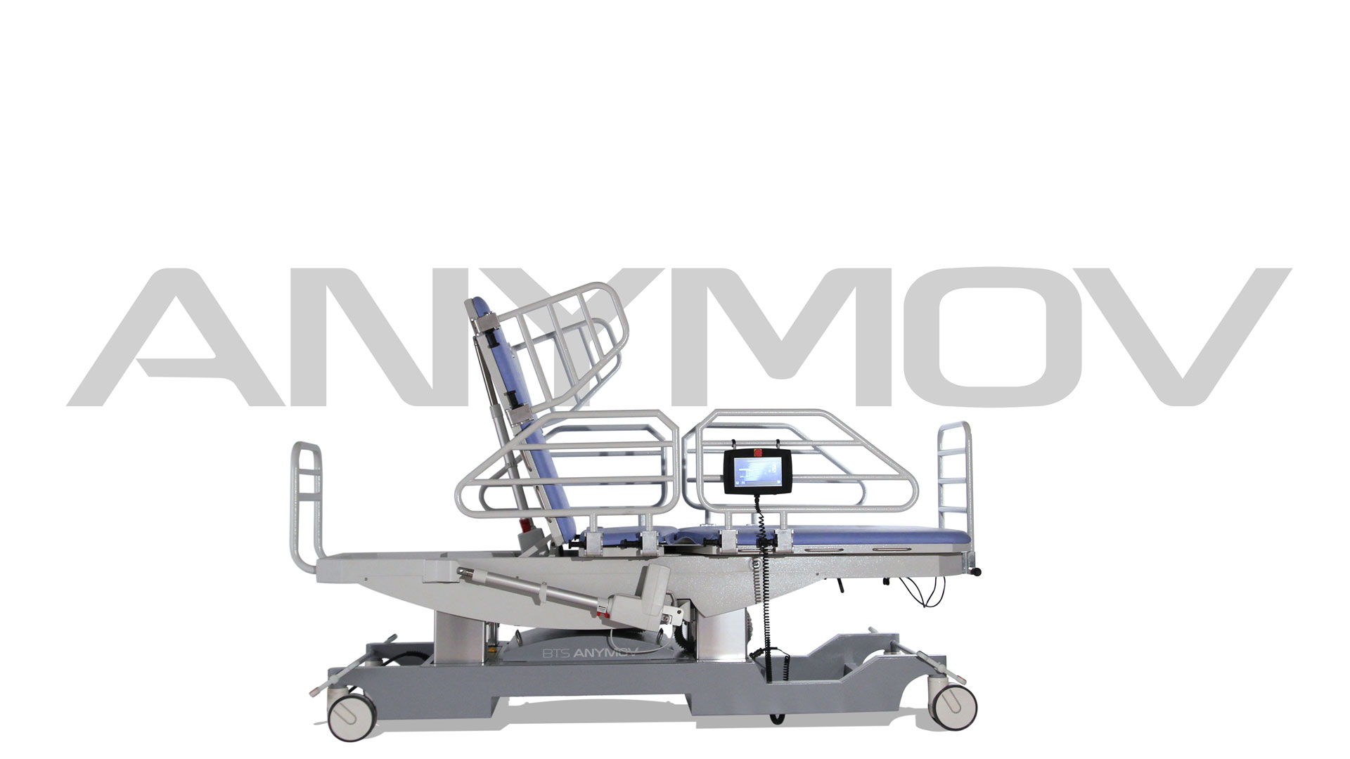 BTS ANYMOV robotic hospital bed